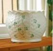 Belleek China Kylemore Planter WBB0522