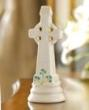 Belleek China Standing Celtic High Cross WBB2080